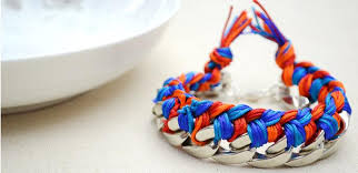 multi braid bracelet images How to make braided chain bracelets diy braided bracelets with jpg