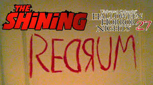 things to know about halloween horror nights the shining 4k haunted house walk through pov halloween horror