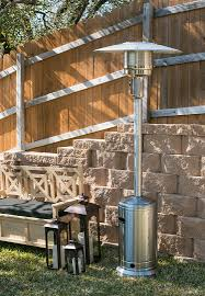 garden oasis patio heater creating a perfect patio oasis for chilly days and warm