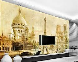 Paris Wall Murals Compare Prices On Paris Wallpaper Online Shopping Buy Low Price