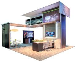 podium style reception desk exhibitor magazine s 4th annual portable modular awards exhibitor
