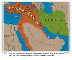 Present Day Ottoman Empire The Creation Of The Modern Middle East The Middle East In Bible