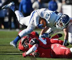 football southington in from start in apple vally classic