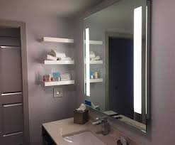 handy shelving in bathroom picture of hampton inn u0026 suites