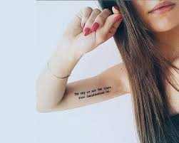 tattoo models designs quotes and ideas