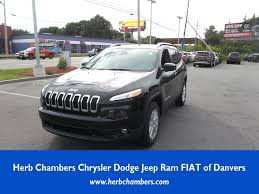 customized 2016 jeep cherokee jeep cherokee in danvers ma herb chambers chrysler dodge jeep