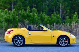 nissan 370z yellow limited edition nissan z a world class sports car carfax blog