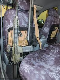 1995 toyota tacoma seat covers tactical tacoma edition kryptek custom seat covers molle