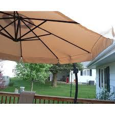 Menards Patio Umbrellas Offset Patio Umbrella Image Of Patio Umbrellas Menards