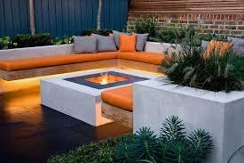 Enclosed Backyard Backyard Fire Glass U0026 Landscaping Rocks