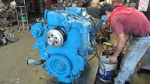 motor international dt 530 navistar 300 hp electrónico 2005 youtube