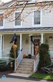 remodelando la casa fall halloween porches
