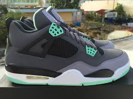 green glow 4 air 4 green glow archives air jordans release dates more