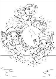 jake land pirates coloring pages download