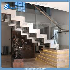 Stair Banister Glass Glass Handrail Stair Glass Handrail Stair Suppliers And
