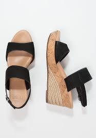 ugg platform sandals sale fashion shoes ugg wedge sandals black platform sandals