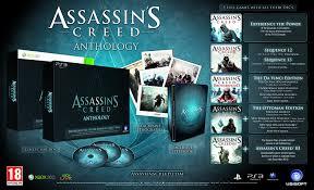 assassin u0027s creed anthology ps3 ps3 amazon co uk pc u0026 video games