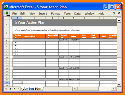 9 action plan template excel hr cover letter