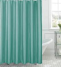 curtain with rings images Jane faux silk shower curtain with 12 metal rings jpg