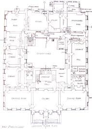 Tudor Floor Plans by Historic Homes And Mansions Of Texas Exclusive House Plans From