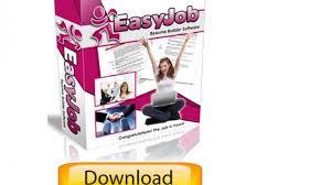 Best Resume Creator Software by Resume Builder Easyjob Free Resume Builder Program Demo The