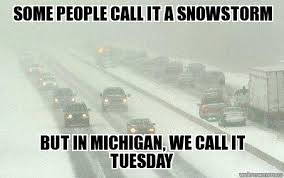 Snowstorm Meme - the best memes about winter in michigan