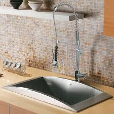 vigo kitchen faucet vigo industries vigo chrome pull spray kitchen faucet