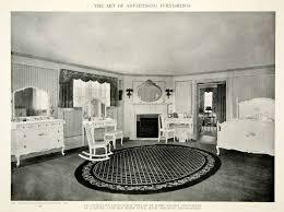 White Queen Anne Bedroom Suite Antique U0026 Vintage Art Tagged