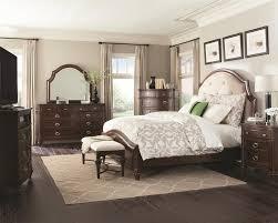 King Platform Bedroom Set by Upholstered Headboard Bedroom Sets 146
