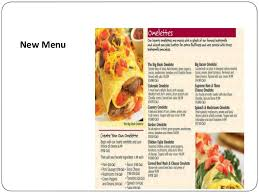 menu presentation template group powerpoint template by