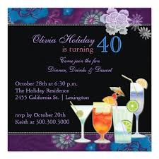 21 best 40th birthday invitations wording images on pinterest