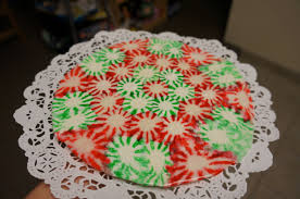 easy homemade peppermint candy plate we u0027re calling shenanigans