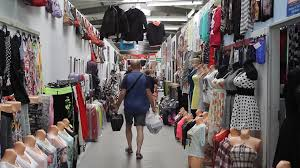shopping in cheap asian products market berlin germany