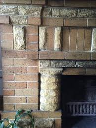 Fireplace Brick Stain by Paint It White Three Fireplace Questions Apartment Therapy