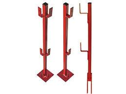 Temporary Handrail Systems Handrail Safety Posts Ockwells
