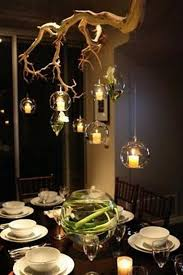Chandelier Ideas This Geeky House Enchanted Forest Inspired Home And Garden