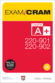 comptia a 220 901 and 220 902 exam cram pearson it certification