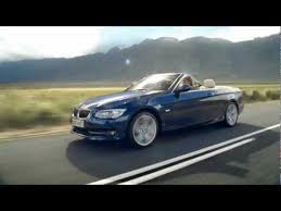 bmw 335i convertible 2010 2010 bmw 335i convertible facelift promotional