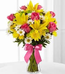 florist san diego a sweetest blooms bouquent yellow daisies florist san diego