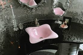 pink and black bathroom ideas black and pink bathroom ideas 36 desktop background