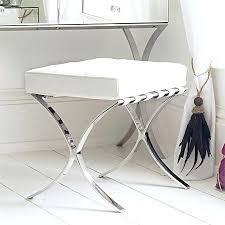 Vanity Chairs For Bathroom Chair For Bathroom Engem Me