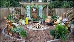 backyards wonderful 124 diy outdoor living space ideas beautiful