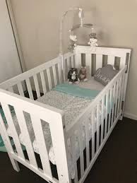 cot sanded and freshly painted with low voc paint just 55 from