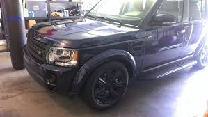 black land rover lr3 black front grill off of ebay land rover and range rover forums