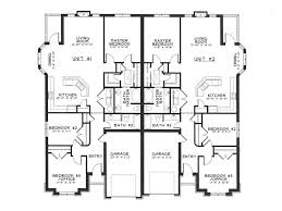 download 1 story duplex house plans house scheme download 1 story duplex house plans