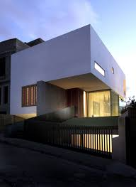 Minimalist Modern House Exteriors From Around The World - Exterior modern home design