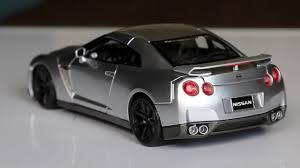 Nissan Gtr Models - review 1 18 scale bburago nissan gt r youtube
