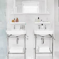 Bathroom Racks And Shelves by Bathroom Storage Ideal Home