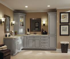 Kitchen Cabinets At Lowes Diamond At Lowes Basden Truecolor Elk