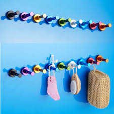 aliexpress com buy 10 colors space aluminum multi color diy aliexpress com buy 10 colors space aluminum multi color diy towel wall hook nail bathroom kitchen clothes key hat rack bag hanger holder from reliable